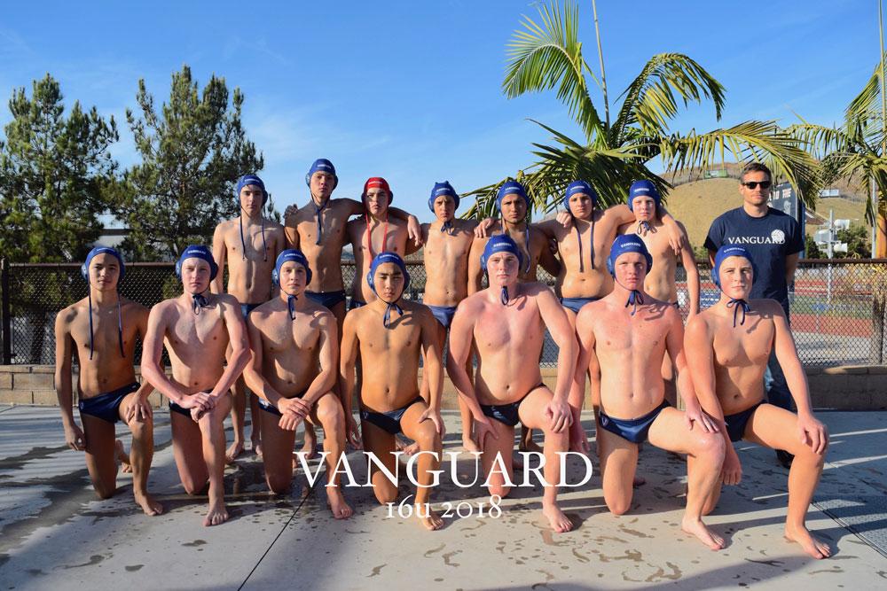Vanguard 16U-2018
