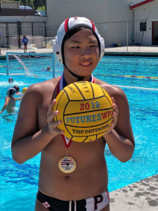 12U Top Defender: Julien Liu, LA Premier
